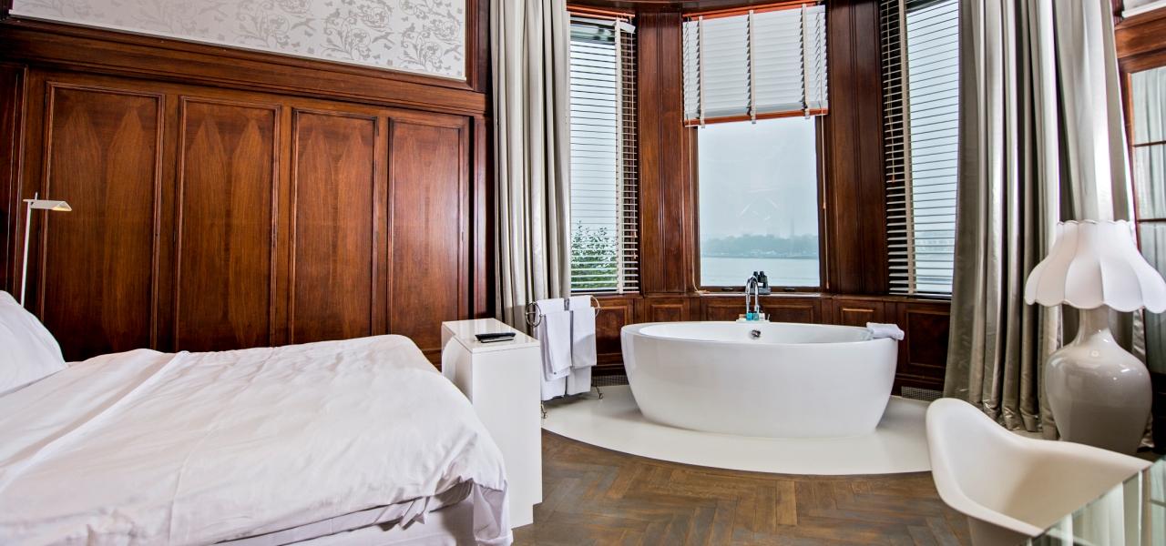 Hny directievertrek suite hotel new york by westcord - Deco kamer kantoor ...