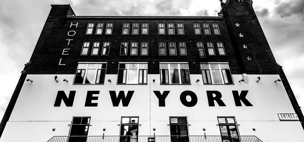 Hny hoekkamer hotel new york by westcord - Sfeer new york ...