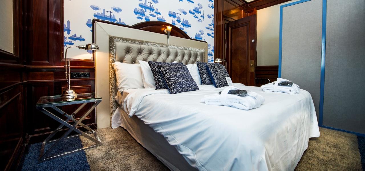 Hny maassuite hotel new york by westcord - Sfeer new york ...