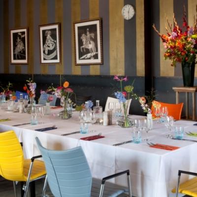 Bijeenkomst in tuschinski 1 van hotel new york rotterdam - Sfeer new york ...