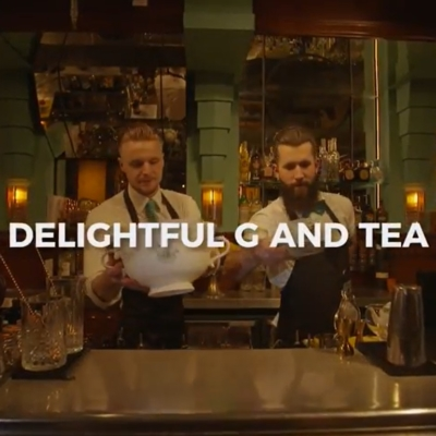 Delightful G & Tea