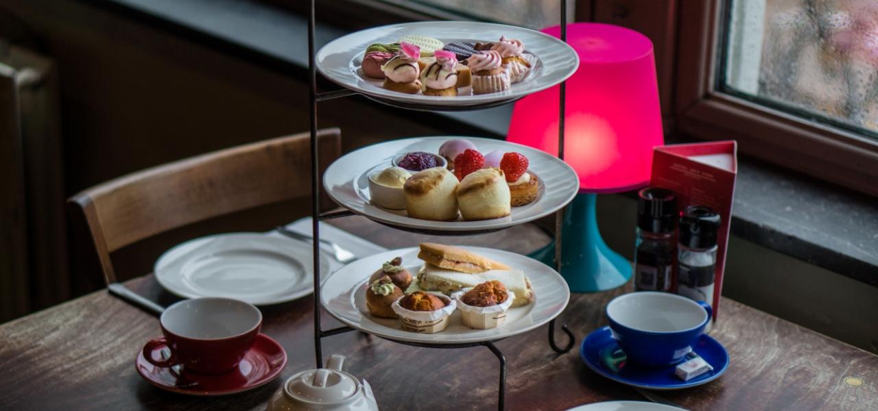 Afternoon tea hotel new york by westcord - Sfeer new york ...