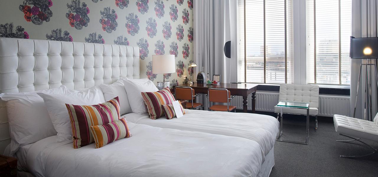Hny waterkantkamer hotel new york by westcord - Sfeer new york ...