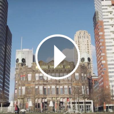 Video Hotel New York Rotterdam
