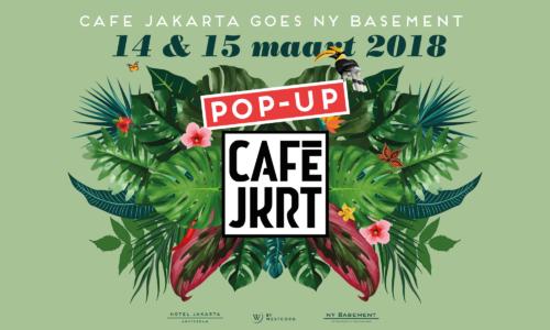 Hotel Jakarta lanceert pop-up restaurant