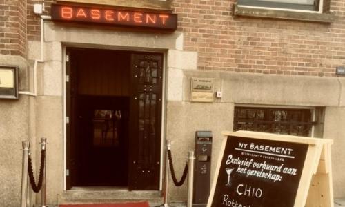 Vrienden van het CHIO in NY Basement