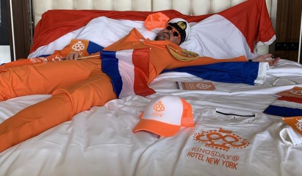 Koningsdag_Hotel_New_York_Bed