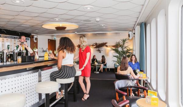 Ocean bar ss Rotterdam