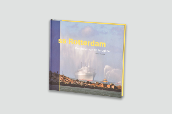 vooraanzicht boek ss rotterdam